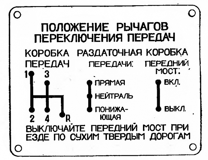 Как включать передний мост на уазе буханка